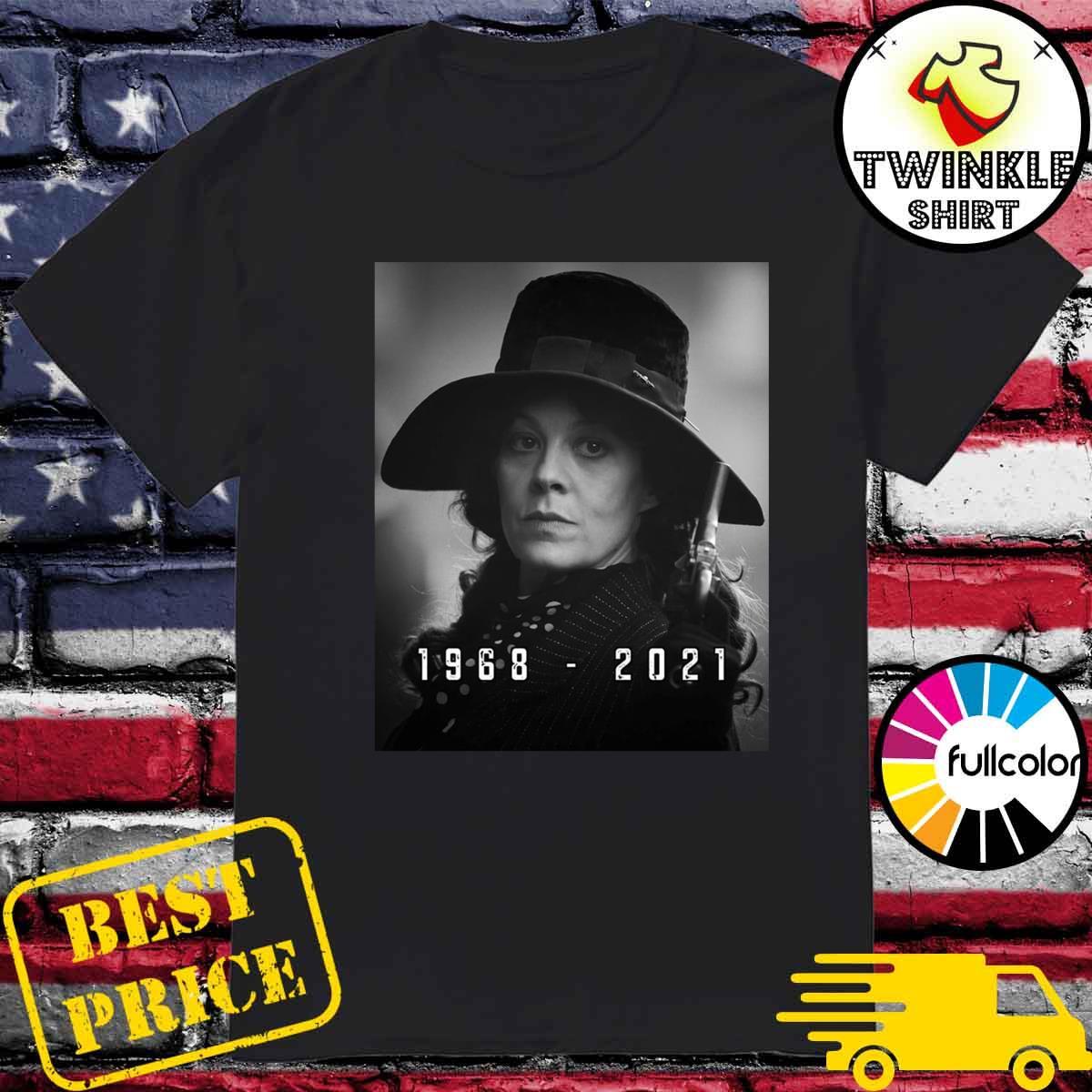 Official 1968 2021 RIP Helen McCrory Shirt