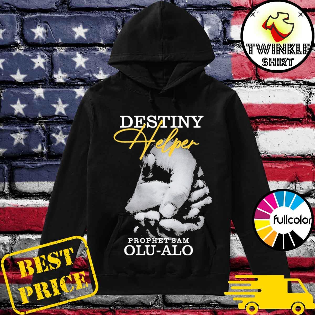 Official Destiny Helper Shirt Hoodie
