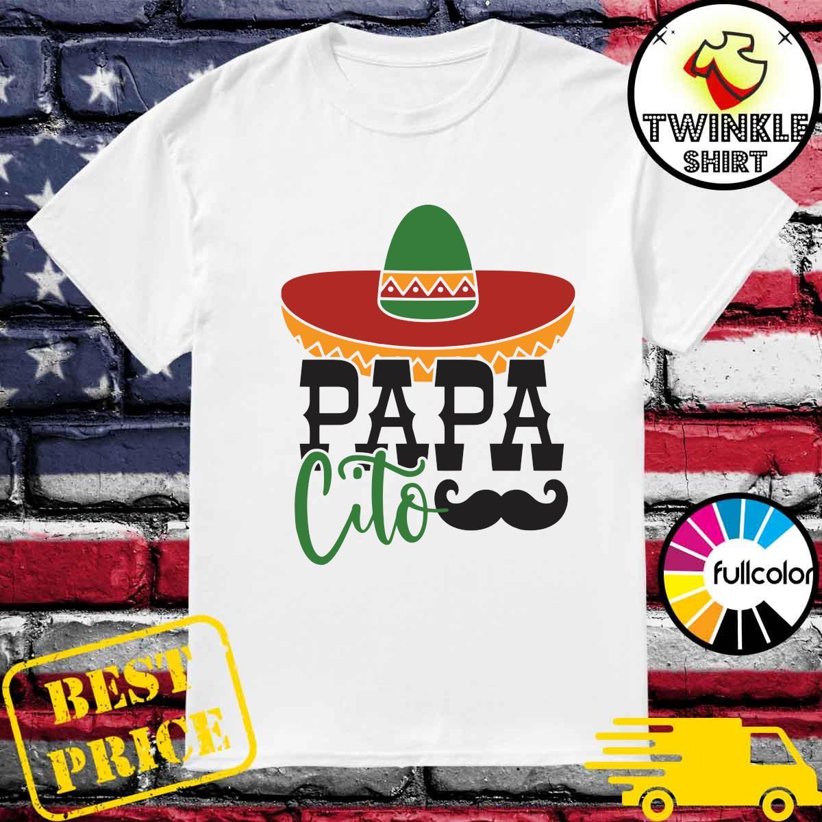 Official Papa Cito Shirt