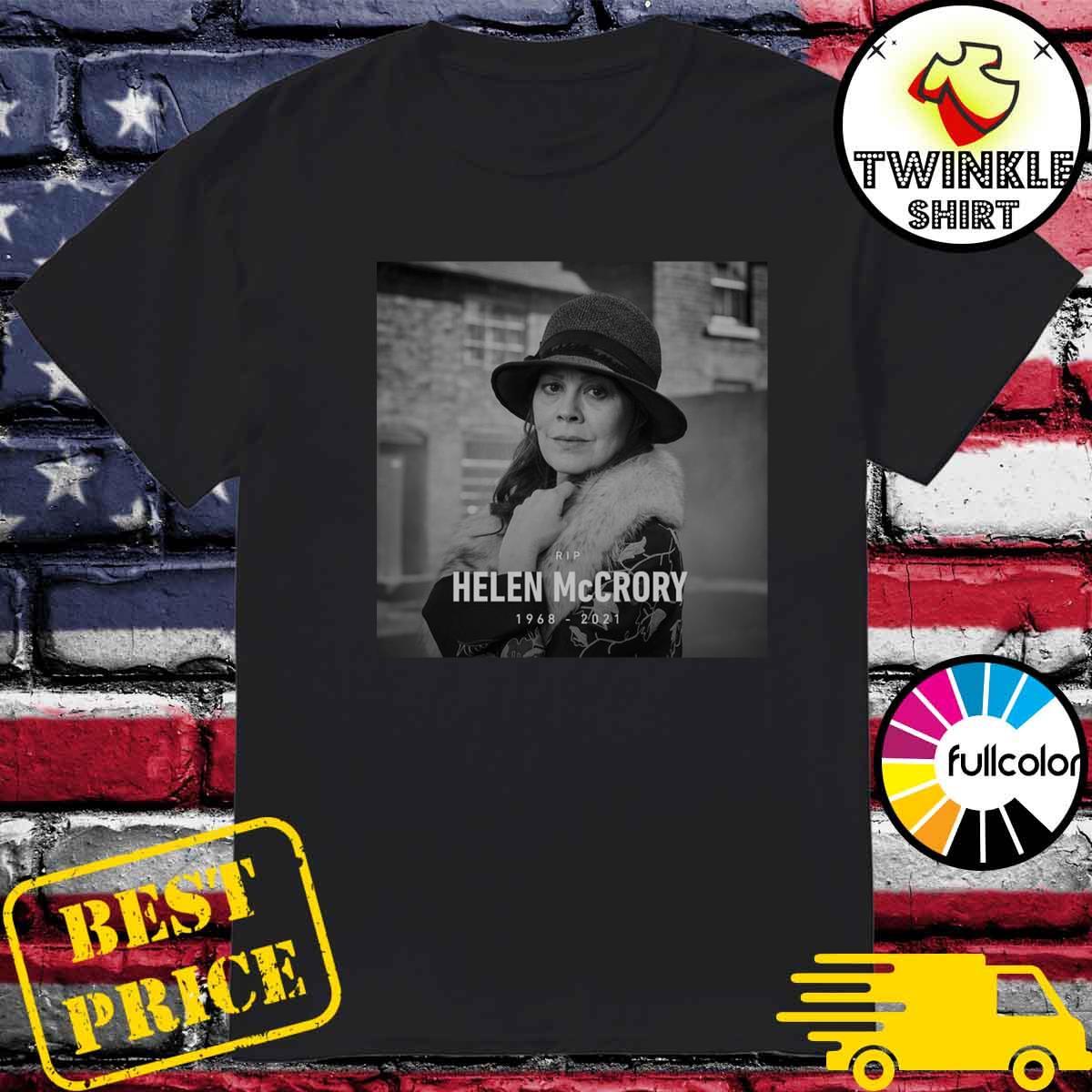 Official RIP Helen McCrory 1968 2021 shirt