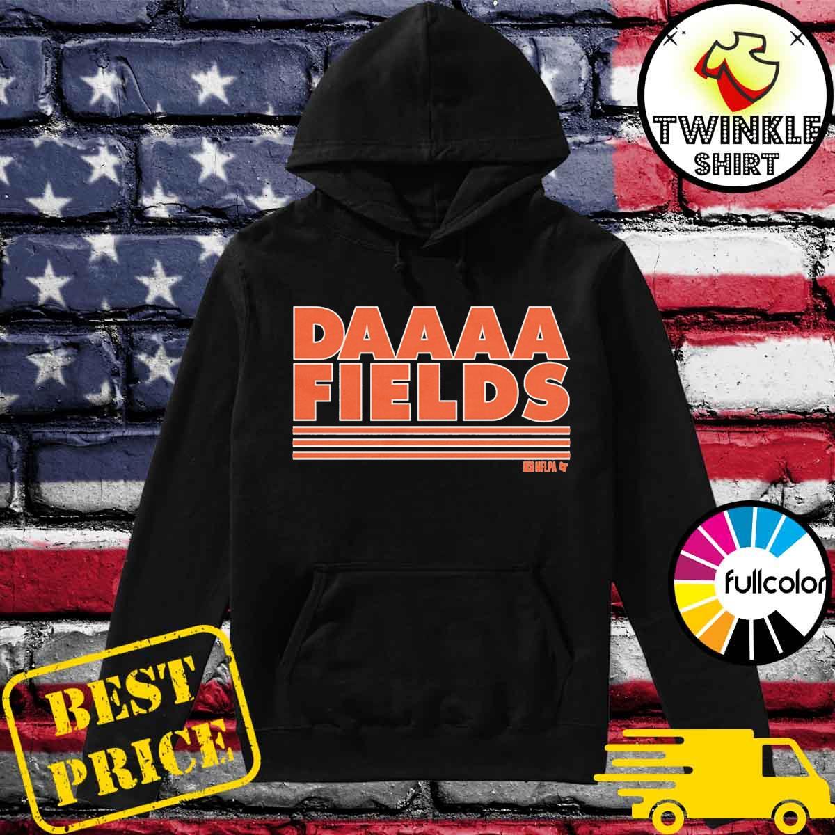 Justin Fields – Nflpa Licens Daaaa Fields Shirt Hoodie