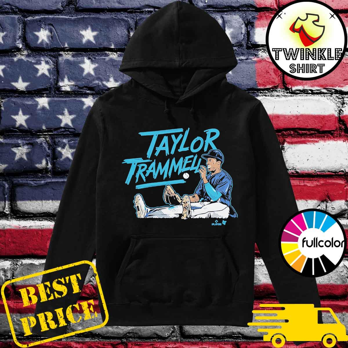 Seattle – MLBPA Licensed Taylor Trammell Shirt Hoodie