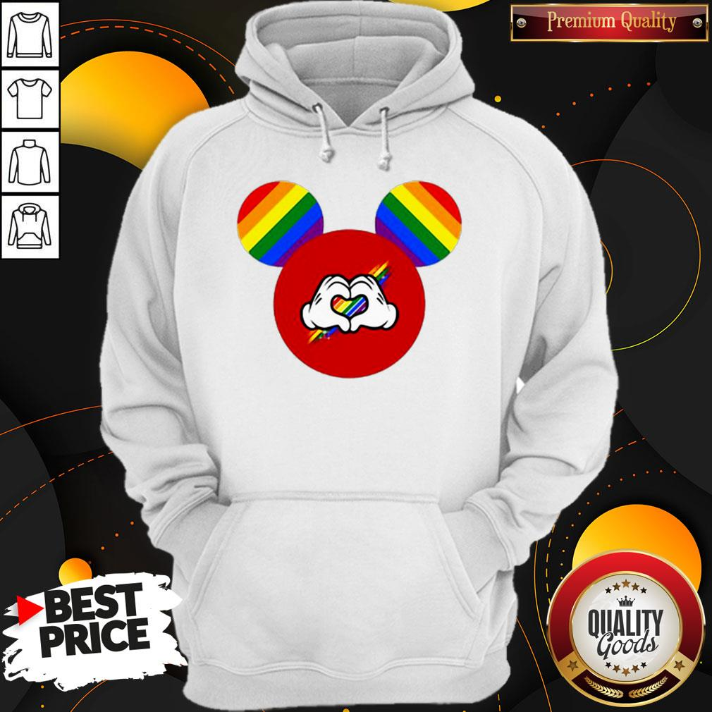 Good Mickey Mouse LGBT Hoodie