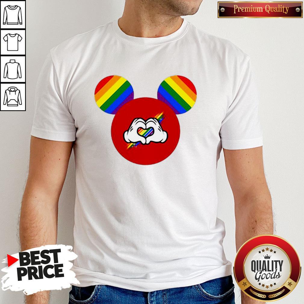 Good Mickey Mouse LGBT ShirtGood Mickey Mouse LGBT Shirt