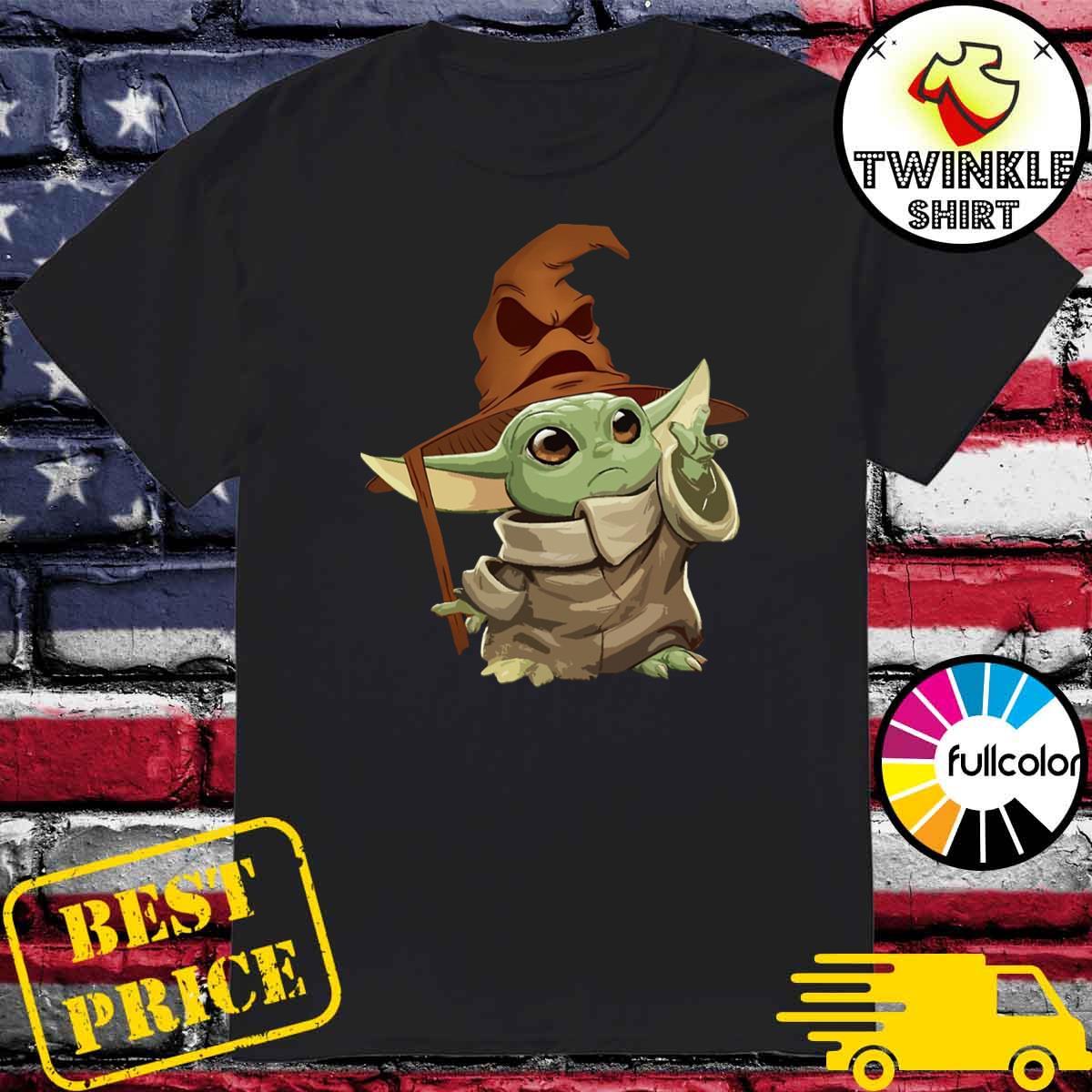 Witch Yoda Baby 2021 Shirt
